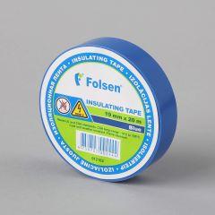 Isoleerteip -18°C +105°C, 19mmx20m, 120µm, sinine, PVC