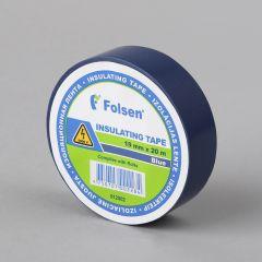 Isoleerteip 19mmx20m, 120µm, sinine, PVC