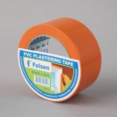 Maalriteip 50mm x33m, oranž, PVC