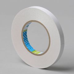 Double-sided Tissue tape 80°С, 15mmx50m, transp, paper