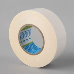 Double-sided Tissue tape 50mmx50m, transp, paper