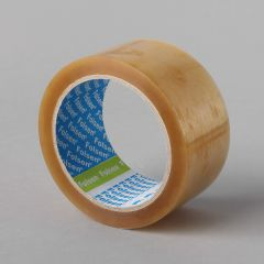 Packaging tape Solvent 48mmx66m, 25µm, transp, PP