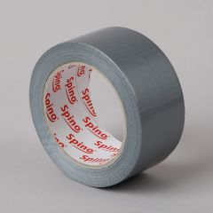 Universal adhesive tape Extra Strong 48mmx45m, 270µm, gray, fabric/PE
