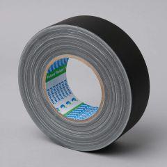 Niiskuskindel Premium Gaffer teip 48mmx50m, 300µm, must, kangas/PE