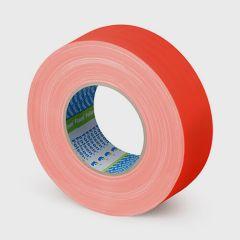 FLUO Premium Gaffer orange cloth tape 48mmx50m, 300µm