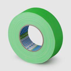 FLUO Premium Gaffer green cloth tape 48mmx50m, 300µm