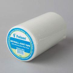 Fiberglass mesh tape 150mmx20m, white