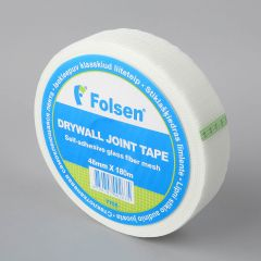 Fiberglass mesh tape 48mmx180m, white