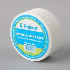 Fiberglass mesh tape 48mmx45m, white
