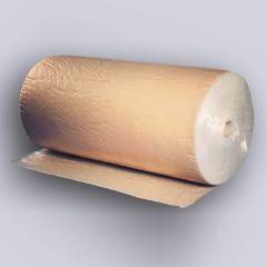 Mullikile kraft paberiga 1200mmx75m, 40µm, läbip/pruun, PE/paber