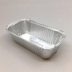 Foil container R16L, 1,5l, 250x134x68mm, 800pcs/box