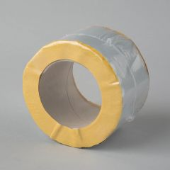 Alumiinium butüülteip 75mmx5m, paksus 1mm, hõbe