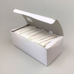 Individually paper wrapped toothpicks 65mm, 1000pcs/pack