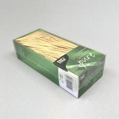 In box wooden toothpicks 68mm, 1800pcs/pack