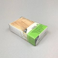 Wooden snack picks 68mm, 1000pcs/pack