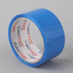 Akrüül pakketeip 48mmx36m, 25µm, sinine, PP